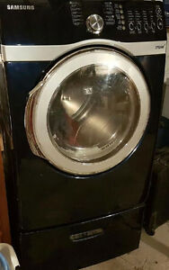 SAMSUNG FRONT LOAD WASHER & DRYER SET