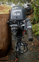 Yamaha F9.9 Long Shaft Electric Start Outboard