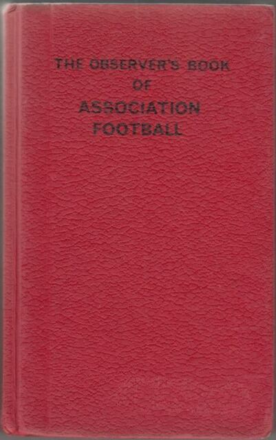 Association Football (Observer's Pocket) : Albert Sewell