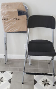 Excellent Folding Bar Stools Kijiji In Calgary Buy Sell Save Machost Co Dining Chair Design Ideas Machostcouk