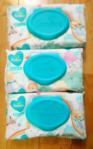 Pampers Sensitive Wipes - BRAND NEW, unopened