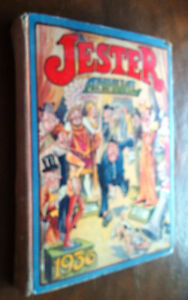 Jester Annual, 1936, London, England