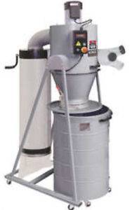 King Industrial 3 HP Dust Collector North Shore Greater Vancouver Area image 1