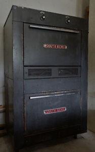 Four à gaz oven South Bend 2 portes