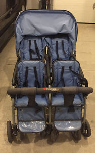 4 passenger foundations stroller