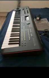 Yamaha moXF synth workstation