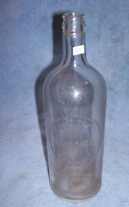 Early Sussex 28 oz Pop Soda Bottle