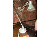 Vintage Retro Anglepoise Lamp - Thousand & One Lamps 1001 - Desktop Office Lamp
