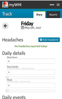 Do you have headaches or migraines?