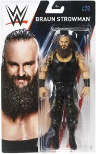 WWE Braun Strowman Series 78 Basic 6 inch Figure