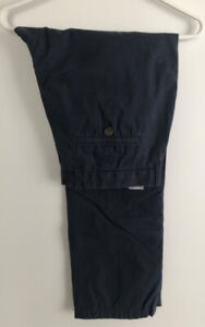 Great Condition- TOMMY HILFIGER Chino Pants (Blue)