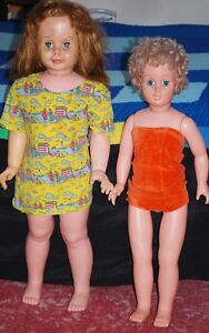 Reliable 1950's Dolls