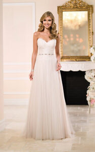 Stella York Wedding Dress #6025 (Size 4-6)
