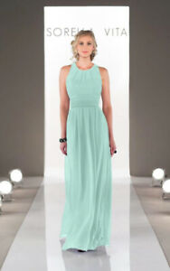 Sorella Vita bridesmaid dress