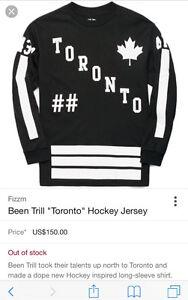 Been Trill x Nomad Toronto Shirt - Limited Edition - Retail $150 Edmonton Edmonton Area image 1