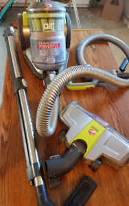 Hoover vacuum cleaner including all accessories