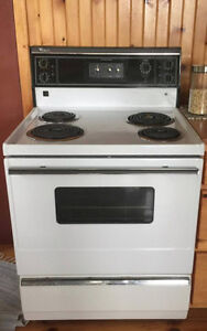 Whirlpool Electric Stove