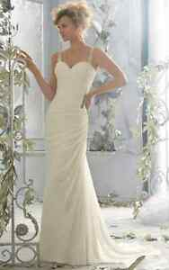 Beautiful Wedding Gown: Brand New Never Worn