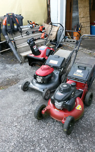 HOUSE CALLS! • Lawn Mower Repairs • Snowblower • Small Engines