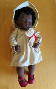 Vintage Sasha Doll 518 Black Baby - Little Flower
