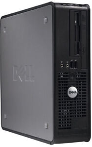 Boitier d Ordinateur Complet Dell Optiplex GX520 Windows 7