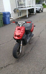 scooter a vendre 600 nego