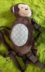 Kids safety harness monkey backpack. Brand New
