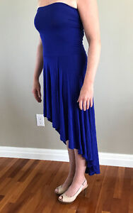 Like New! Beautiful Designer-made Strapless Dress