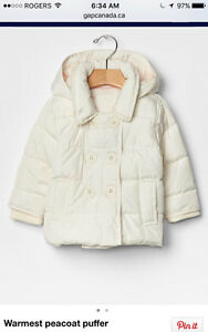 Gap NWT winter jacket