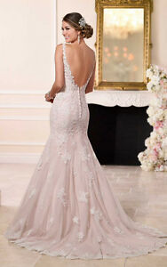 Elegant Stella York Wedding Dress Kitchener / Waterloo Kitchener Area image 4