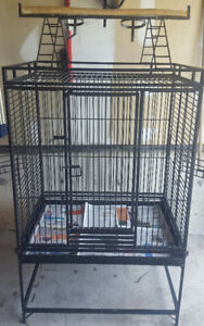 Large bird cage for sale $200