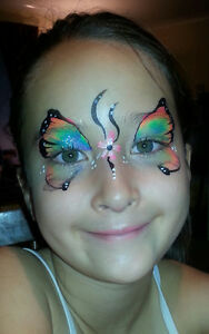 Professional Face Painter - and other party services Kingston Kingston Area image 5