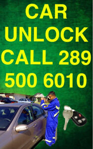 MISSISSAUGA CAR LOCKSMITH BRAMPTON CAR UNLOCK LOCKOUT CAR KEY