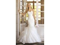 Brand new White Stella York 5835 wedding dress