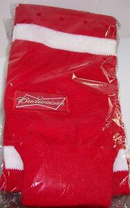 Budweiser Hockey Sock Scarf or Handwarmer London Ontario image 2