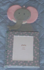 Elephant Growth Chart Which Converts to a  Photo Album
