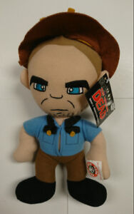 The Walking Dead Series 1 Rick Plush by Peek-A-Boo Toys