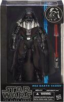 "Rare Star Wars 6"" Black Series Action Figures"