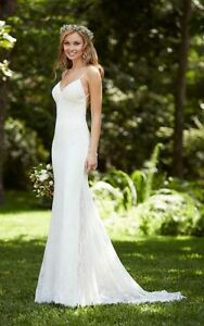 Stella York Wedding Gown (6182) - Ivory