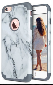Marble Appearance iPhone 6+ Phone Case
