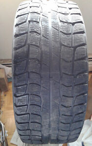 2 Dunlop winter tires. 195/60R15. $50. call 819-230-9767