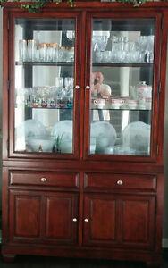 Hutch display unit