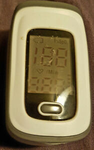 Oxygen & Heart Rate Monitor $50
