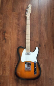 Telecaster affinity series and vox vt 40+ amp