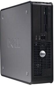 Boitier d Ordinateur Dell Optiplex 755 Core2 Duo Windows 7