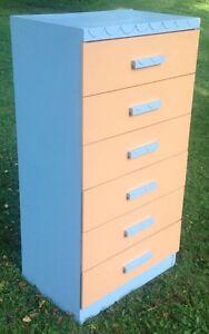 Vintage kid's or baby's dresser, all wood Cambridge Kitchener Area image 1