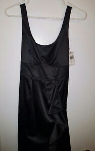 Size 8 black cocktail dress