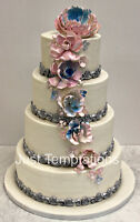 Wedding and Special Occasion Cakes - Just Temptations