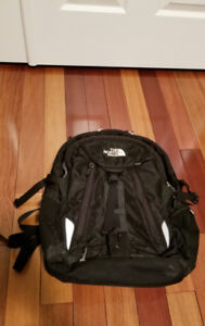 The North Face Borealis Backpack (Black)
