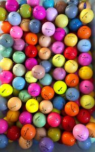 Used Golf Balls - Colour It Up!